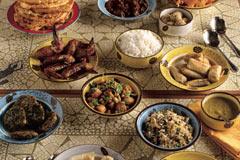 Zulu Traditional Food Menu