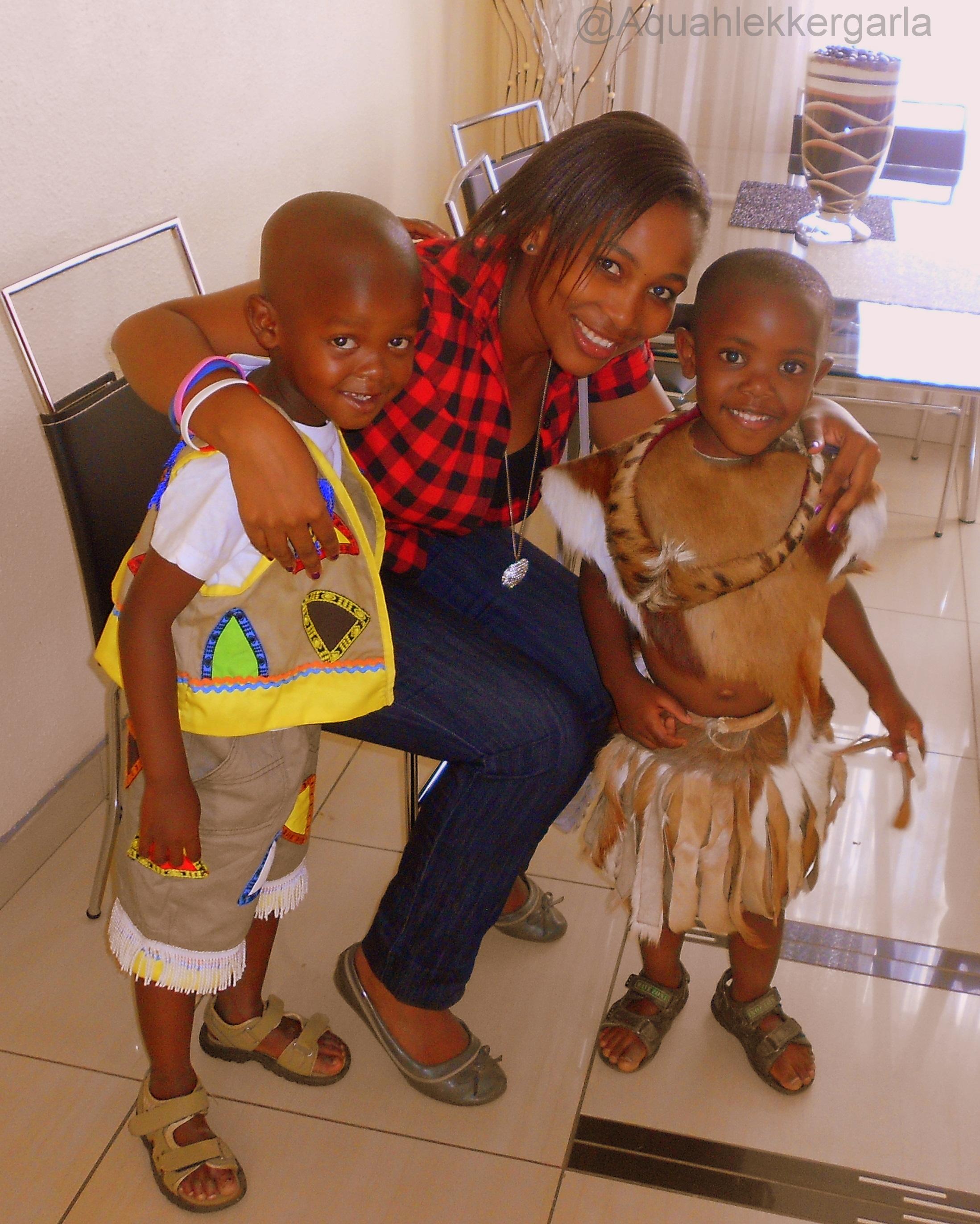 Dscn Zulu Man And Xhosa Woman