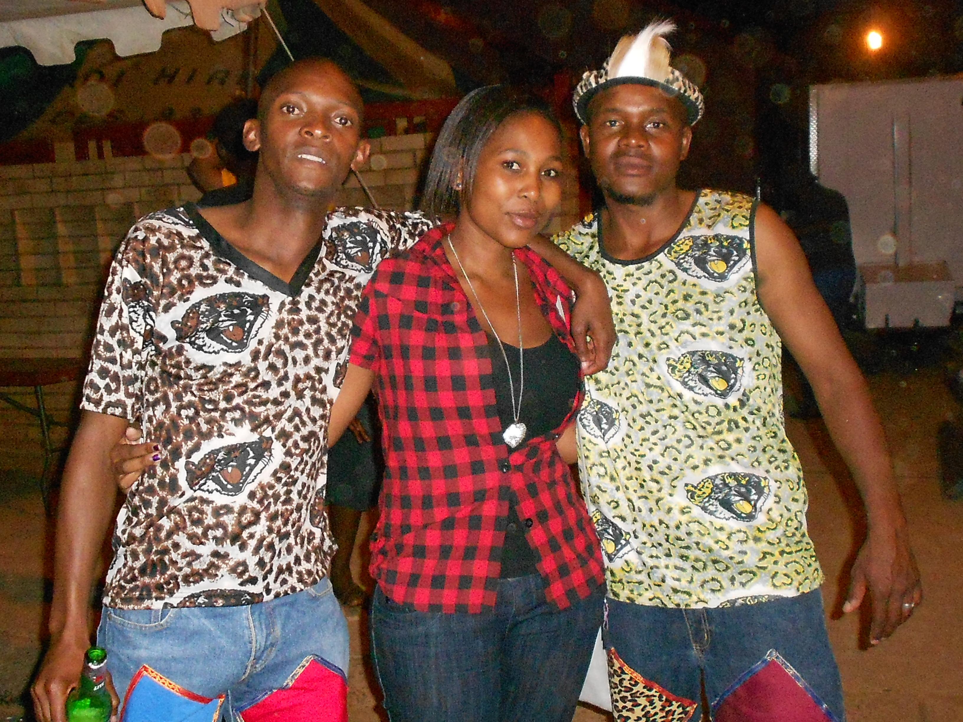 Rscn Zulu Man And Xhosa Woman