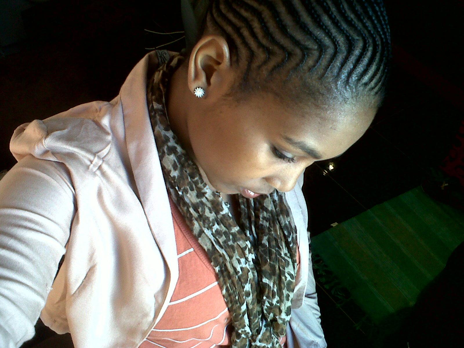 plaiting african hair | aquahlekkergarla